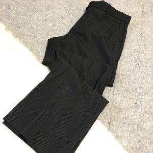 Theory pinstripe Dress pants sz. 36x32